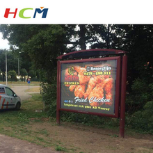 Outdoor Big Advertising Billboard price Electronic P6 P8 P10 P16 LED Board Display/LED Wall Screen