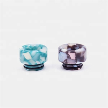 ebay hot bestseller 2018 amazon TFV8 Cloud Beast & Big Baby TFV12 Beast King Drip-Tips Resin Mouthpiece Cap