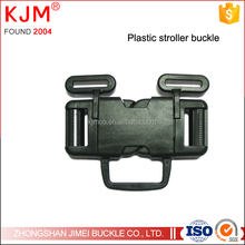 Wholesale plastic stroller release strap buckle for baby carrier