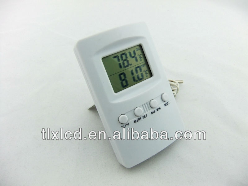 TL8007A Indoor Outdoor Large Display Thermometer
