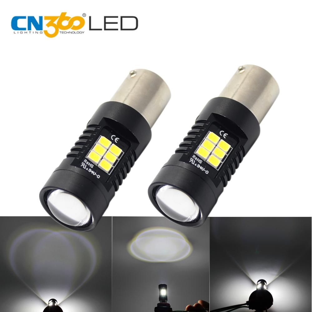 1157 BAY15D 21SMD White Lamp Auto w21/5w p21/5w led bulbs rear brake Lights