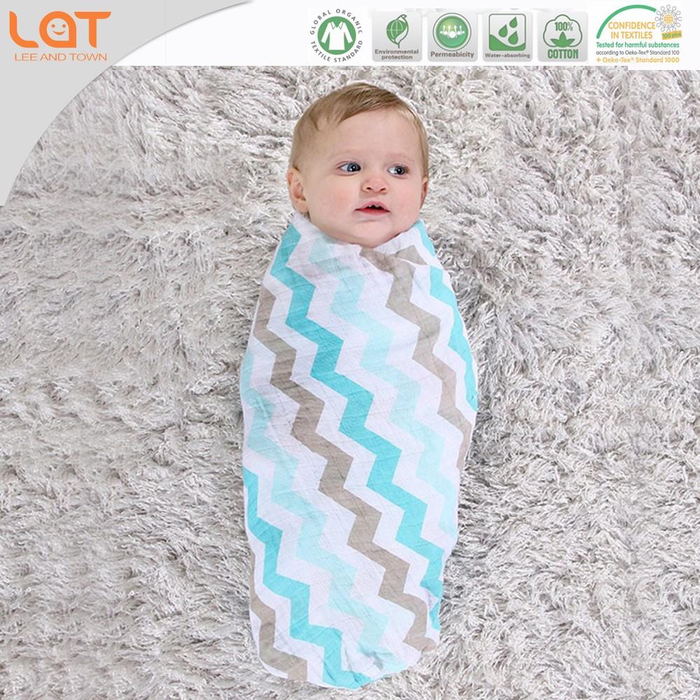 Newborn Infant Baby Swaddle Bamboo Fiber Blanket Sleeping Swaddle