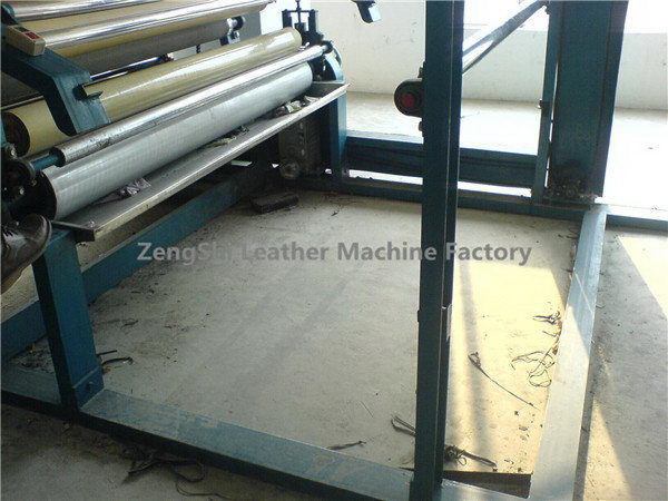 Modern new arrival table gluing machine