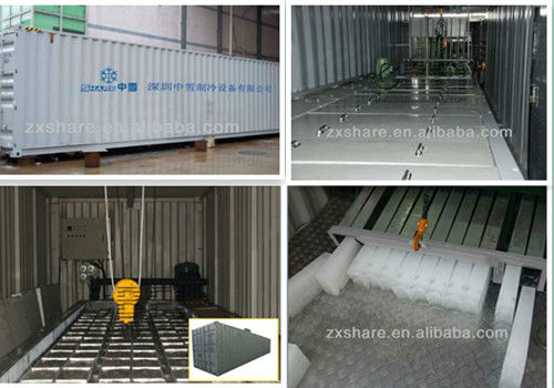 ice factory machine 5ton to 70ton block ice