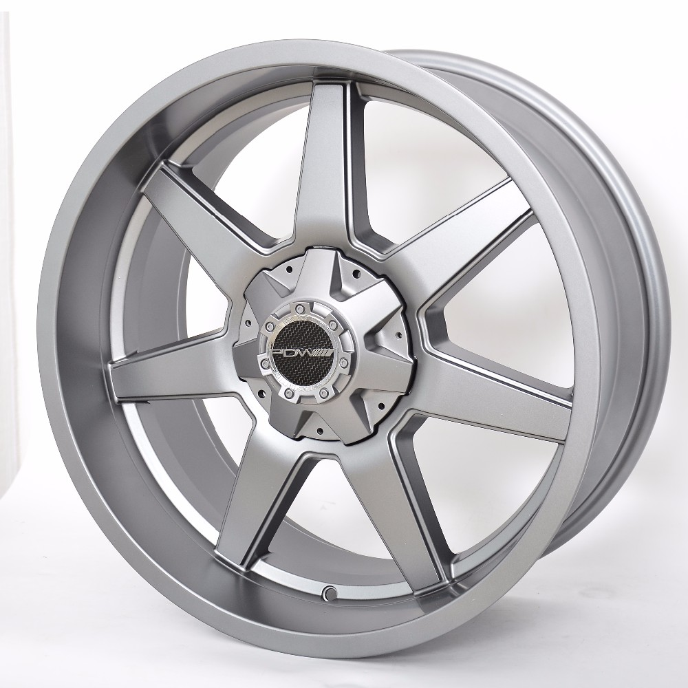 PDW brand 17 rims, China alloy wheels factory since 1983