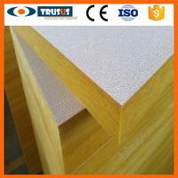 High Performance Materials Standard Type Superior Quality Good Decorate Effect Free Asbestos Fiberglass Wall Panels