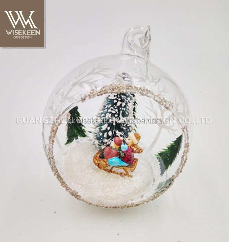 Wholesale Glass Christmas Ball Ornaments Wholesale Glass