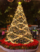 wholesale artificial/man-made christmas tree/artificial plant
