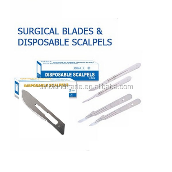 Surgical Knives/Surgical Scalpel/Scalpel Blade/Surgical Blade