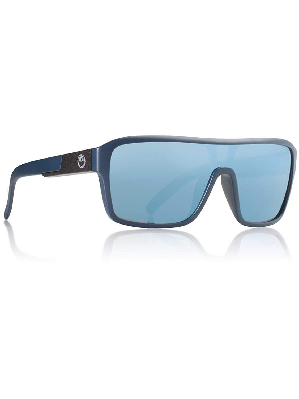 051a107aa9 Get Quotations · Sunglasses DRAGON DR REMIX 3 414 MATTE NAVY BLUE SKY ION