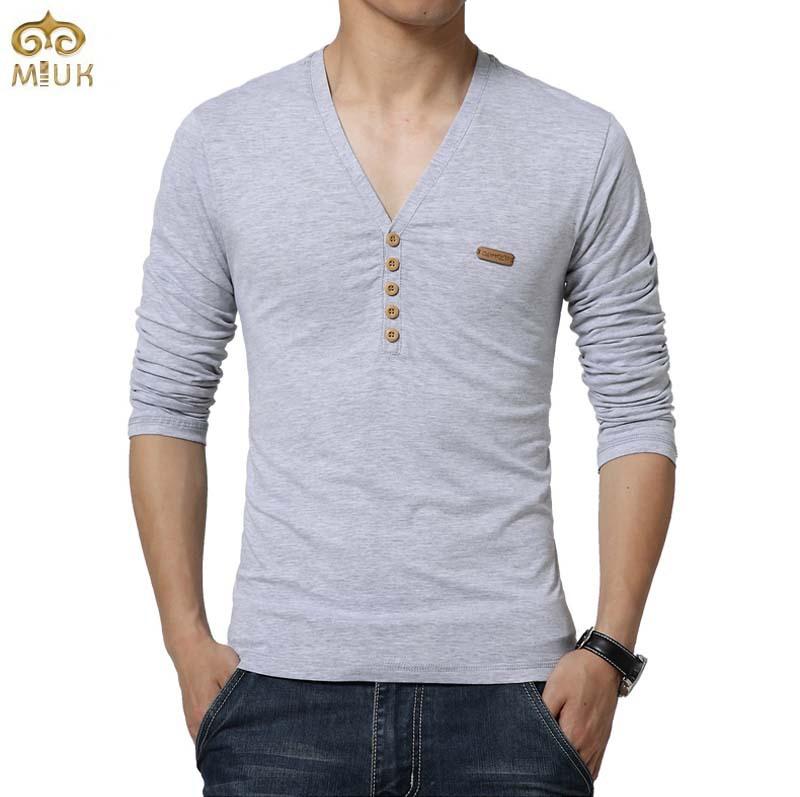 01c137c7d440 Get Quotations · Plus Size Solid V Neck T Shirt Men 5XL Cotton Sport Hip  Hop T-shirt