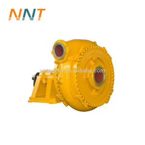 G series sand dredging booster pump with high chrome parts