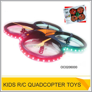 Rc flying toys ufo Rc toy drone with led OC0206000