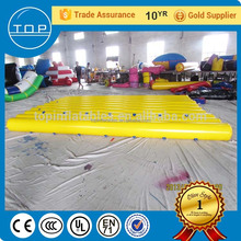 Hot selling inflatable water toys outdoor trampoline park blob jump with great price