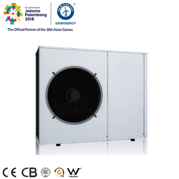 Europe small sizes  heat pump water heating swimming pool pumps