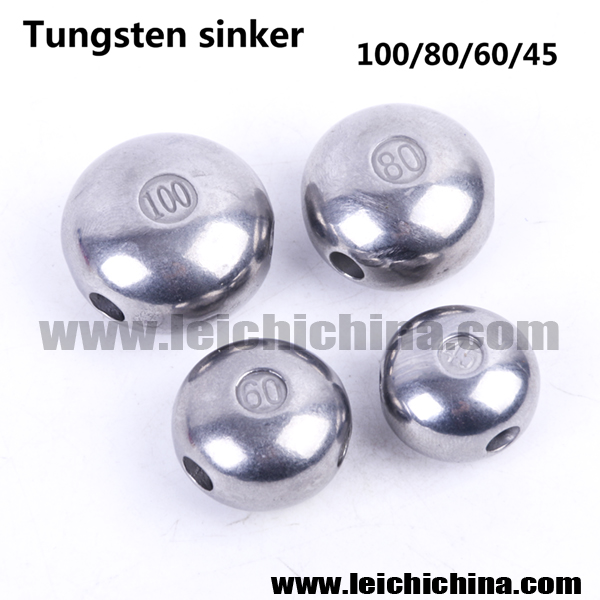 Cheap Tungsten Fishing Fastach sinker Molds