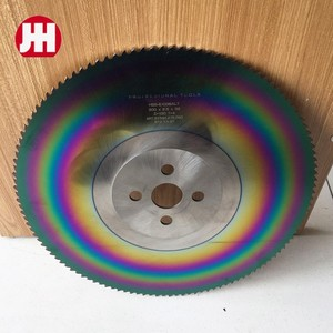 High quality hss-dm05 circular saw blade for metal cutting