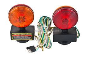 12V LED type Trailer Light with high quality Strong Magnetic Base