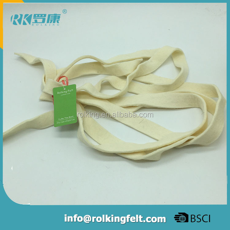 wool felt cord dust seal felt rope