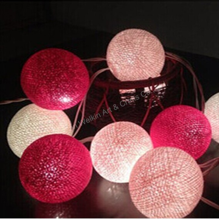 detail battery color light lights operated led snowball buy product changing