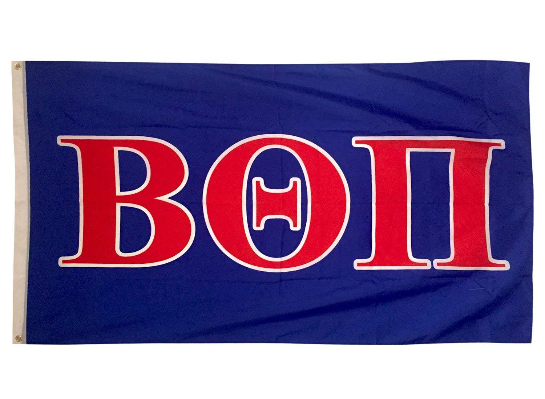 Desert Cactus Beta Theta Pi Letter Fraternity Flag Greek Letter Use as a Banner Large 3 x 5 Feet Sign Decor