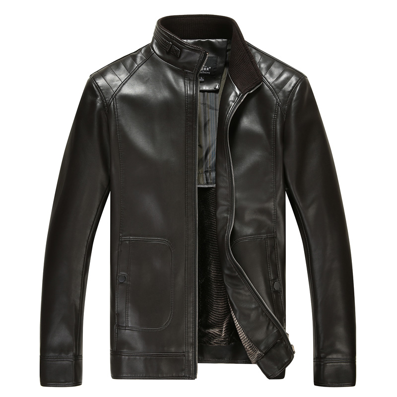 High fashion leather jackets men 77