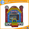 Commercial grade soccer inflatable bounce house football inflatable bouncy air jumper for kids