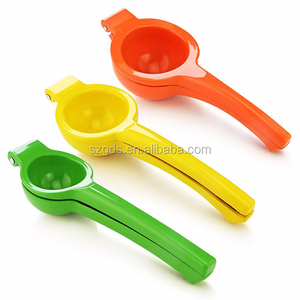 Kitchen Lemon and Lime Squeezer - Manual Citrus Juice Press
