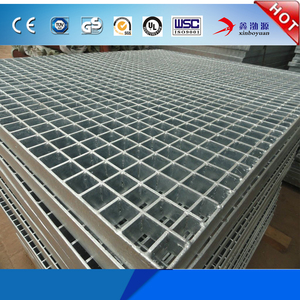 Wholesale Factory High Quality Cheap Price Expanded Metal Bar Grate Galvanized Type 30-102 Steel Mesh Flooring