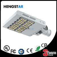 hurricane resistant 100w led street light