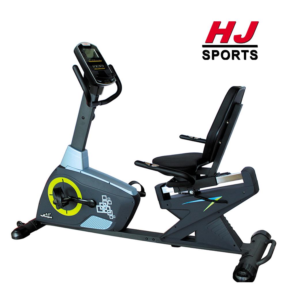 Hj-b593 Commercial Training Equipment Luxury Gym Recumbent Magnetic Bike/  Magnetic Exercise Bike - Buy Recumbent Bike,Magnetic Exercise  Bike,Recumbent