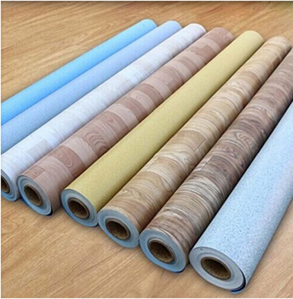 Woven Vinyl Flooring/sponge Pvc Flooring Roll/pvc Vinyl