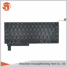 "Brand New Working Replacement US Layout Keyboard for Apple Macbook Pro 15.4"" A1286 2009 2010 2011 2012"