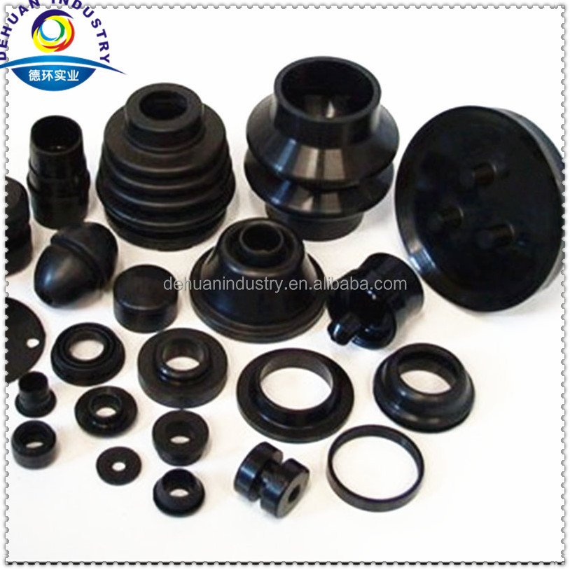 Custom Made Rubber Products For Industrial Use