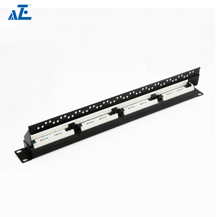 structured cabling 1u network 24 port cat6 utp patch panel 24port cat 6 rack mount data patch panel buy cat6 patch panel 24 port,24 port patch rack patch panel ethernet patch panel for network