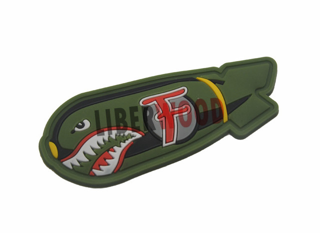 Flying bomb Patch