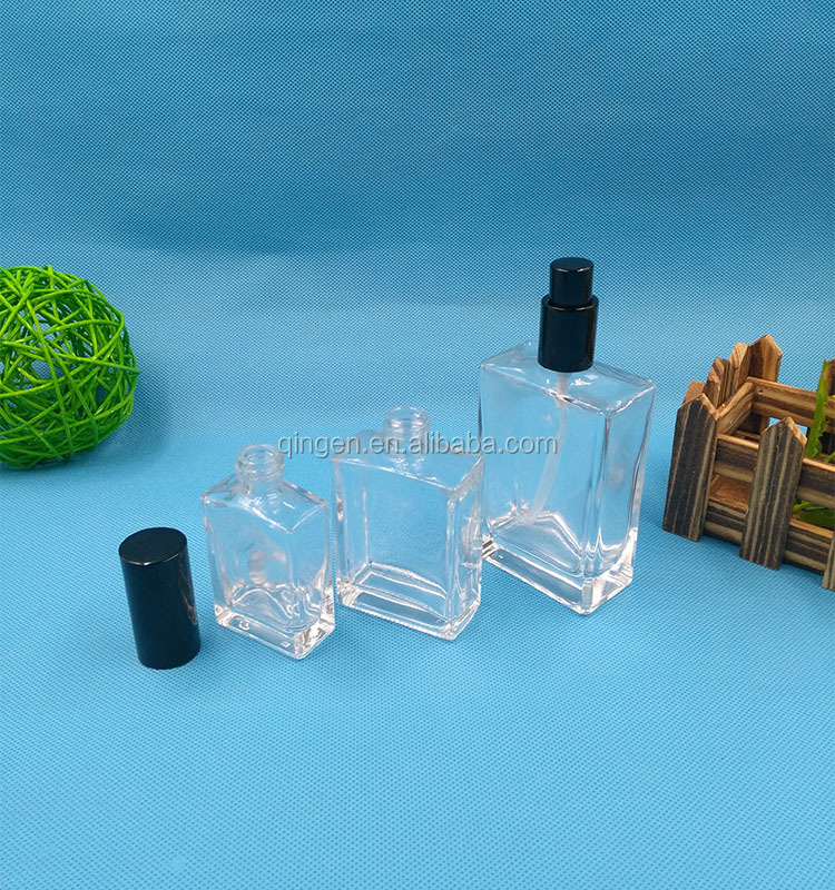 In stock!!30ml spray pump glass perfume bottles fancy attar bottle