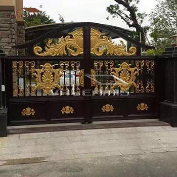 Kerala Front Door Designs House Main Iron Square Tube Gate Designs