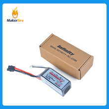 Popular in your market 1300mah lipo battery 70C 4S 14.8V with SY60 Plug