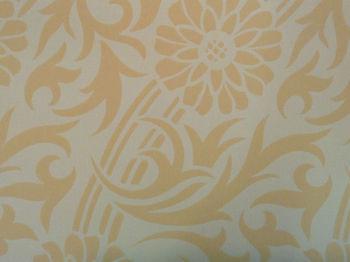 Ka Internacional Luz Wallpaper Fondo Amarillo Con Amarillo Oscuro Impresión Floral Ref6287 201 Lote 01 Buy Ka Internacional Wallpaper Product On