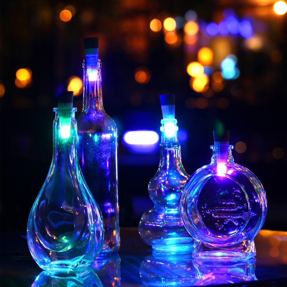 online kaufen gro handel flasche licht aus china flasche. Black Bedroom Furniture Sets. Home Design Ideas
