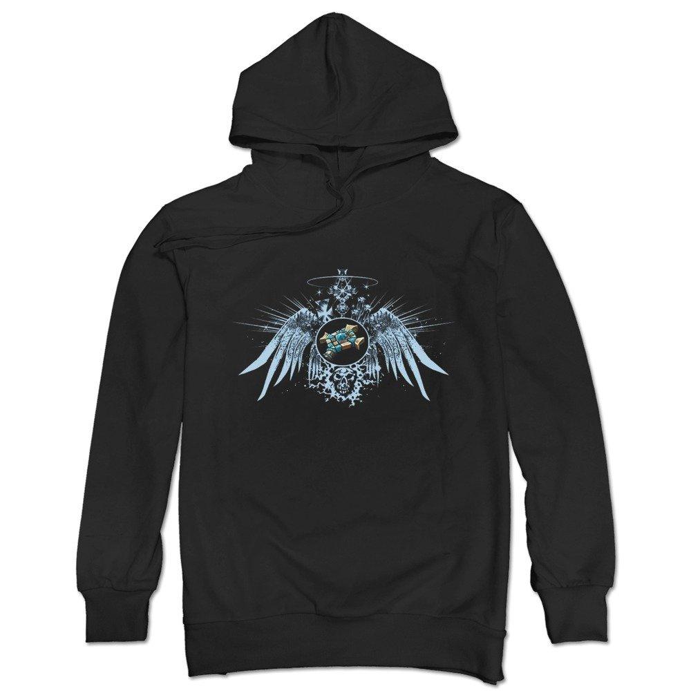 TonyGray Men's Online Games WOW Priest Logo Sweatshirt New