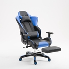 cheap video white computer game rocker chair no speakers