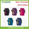 The cheapest sport armband with factory custom Arm bag