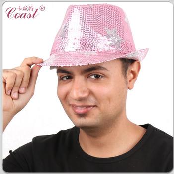 Cheap Funny Pink Star Printed Cowboy Hat - Buy Pink Cowboy Hat ... dd43095433e