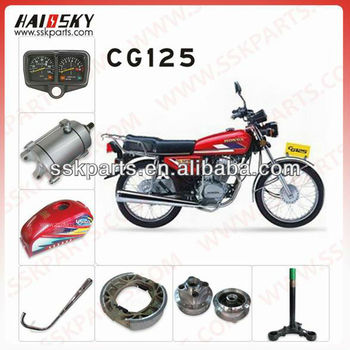 haissky all of cg125 motorcycle spare parts for honda - buy cg125