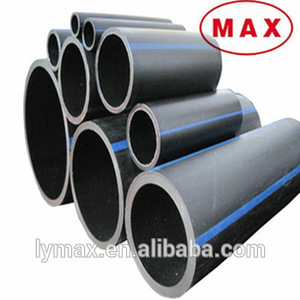 Anti corrosion HDPE 100 straight SDR11 6-16 tube for water supply
