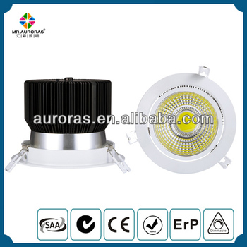 160mm 30w Dimmable Led Down Lighting Fixtures