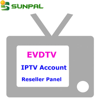 EVDTV Android box APK Wholesale French France Italy Germany Arabic x x x German Spanish Movie Romania Channels IPTV