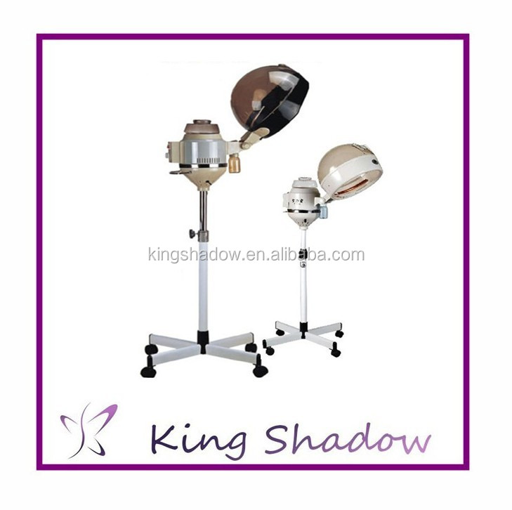 Kingshadow portable hair steamer hair spa steamer hair steamer for salon use